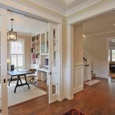 dining room french doors office. Bradley House - Traditional Home Office Dc Metro Finecraft Contractors, Inc. Now Those Are Doors Dining Room French E