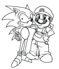 Sonic Boom Coloring Pages Fresh Free Printable Sonic Coloring Pages