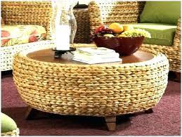 round ottoman ottoman ottoman round coffee table pottery round woven