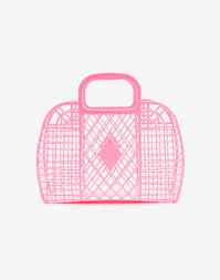 <b>new</b> 349 ₽ Розовая пляжная сумка 0