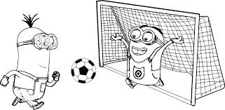 Free Printable Soccer Coloring Pages S6637 Printable Soccer Coloring