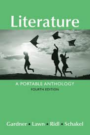 literature a portable anthology edition by janet e gardner  literature a portable anthology edition 4