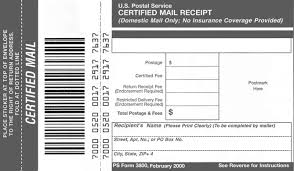 Free Sample Invoices In Word And Poste Return Receipt Form Template