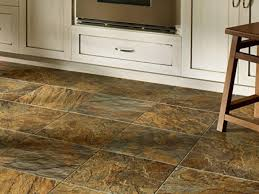 Lino Flooring For Kitchens Vinyl Flooring In The Kitchen Hgtv