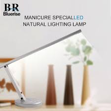 nail table lamp led foldable desk lamp working eye care light manicure machine nail tools professional
