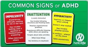 Adhd Quotes Extraordinary Adhd Quotes Funny Breathtaking Common Signs Of Common Signs Of 48