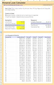 Loan Payoff Spreadsheet Template Mortgage Calculator Excel Home
