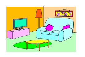 living room furniture clipart. documents living room furniture clipart