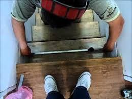 stairs installation how to install laminate flooring on stairs mryoucandoityouself
