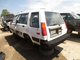 Junkyard Find: 1984 Toyota Tercel SR5 4WD Wagon - The Truth About Cars