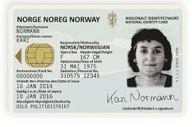 Id To Cards The New 700 On Norway Million Local National Spend - Kroner