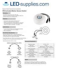 Light Sensor Wiring Diagram 110 Lighting Circuit Wiring Diagram