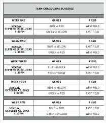 Team Snack Schedule Template Soccer Snack Schedule Template New Team Here Is Link For