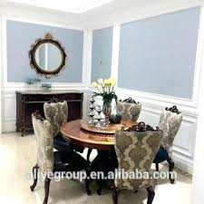 solid wood round dining tables luxury solid wood round dining table with rotating centre solid wood dining table made in canada