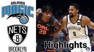Magic vs Nets HIGHLIGHTS Full Game ...