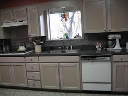 Metal Wall Tiles For Kitchen Kitchen Cabinet Including Brown Black Tin Kitchen Backsplash And