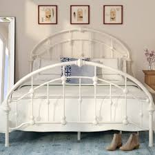 white wrought iron bed. Brilliant Wrought Quickview In White Wrought Iron Bed H