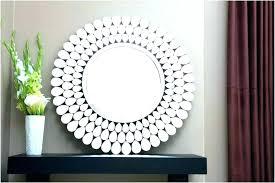 white round wall mirror wall mirrors white plastic wall mirror large round mirrors large round wall