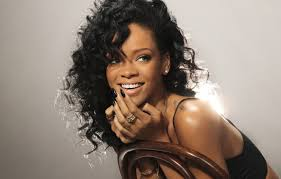 Wallpaper Girl Actress Brunette Chair Singer Rihanna Tattoo