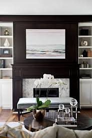 how to make fireplace mantel bigger ideas