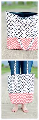 Tote Bag Designs Patterns How To Make A Bag Tote Bag Pattern And Tutorial