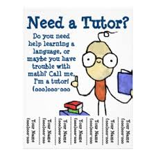 How To Make A Tutoring Flyer - Kleo.beachfix.co
