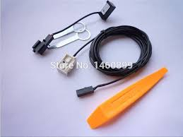 popular audi q7 kit buy cheap audi q7 kit lots from audi q7 navigation bluetooth car kit tool 3bd 035 711 mmi 3g bluetooth microphone wiring
