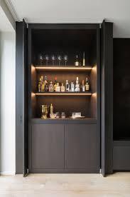 office wet bar. An Elegant Contemporary Home In Earthy Tones Belgium Office Wet Bar F