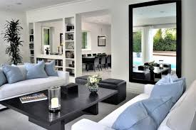Beverly Hills Contemporary traditional-living-room