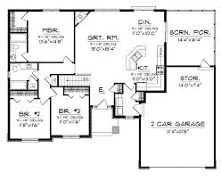 house plans with open floor free home decor