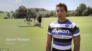 ready gavin henson says bath rugby never stop looking for new ways of doing