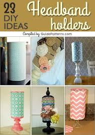 Headband Display Stand Diy 100 DIY Headband Holder Ideas Guide Patterns 2