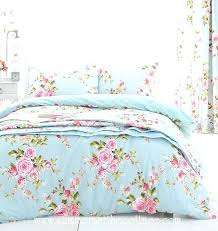 shabby chic bedding beach house blue pink roses queen duvet cover set comforters sheets beddi shabby chic comforters sets