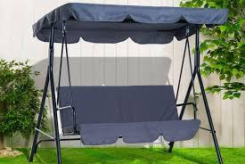 3 seater garden swing chair offer