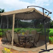 the yescom tan colored mosquito netting screen mesh net for the outdoor patio is mainly designed to keep away irritating mosquitoes and other biting insects