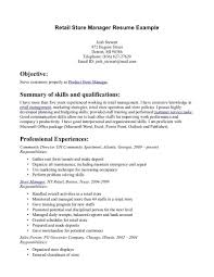 Retail Cashier Resume Student Resume Template Resume For Cashier Job