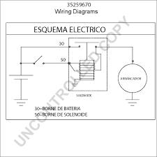 prestolite leece neville 35259670 wiring diagram