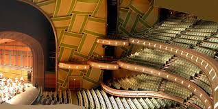 Seating Charts Oregon Bach Festival