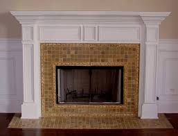 tile fireplace mantels gallery of the fireplace tile design ideas on the mantel and hearth