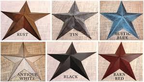 wall decor metal stars for wall decor decorative western metal for rustic metal star wall decor
