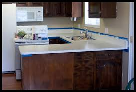 painting kitchen countertops craftastical painting my laminate countertops