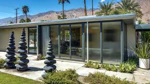 Palm Springs Garden Design Midcentury Modern By Albert Frey Robson Chambers Asking