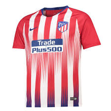 The clubs football kit is popular both in spain and around the globe and we are. Atletico Madrid Nike Kids Home Shirt 2018 19 Official Soccer Jersey