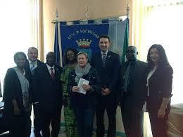 Montesilvano: Ambasciatore del Congo affascinato dalla città
