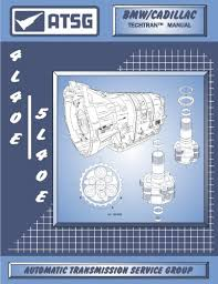Gm Manual Transmission Identification Chart Atsg 5l40e 4l40e Gm Thm Transmission Repair Manual 5l40e