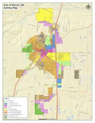 Planning And Zoning The City Of Byron