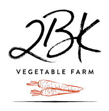 2BK Vegetable Farm Logo - Kyle Loranger Design - Edmonton