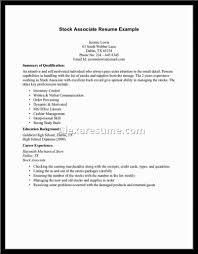 Best Of Work Experience Resume Example Sample Resume For High School