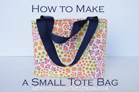 Tote Bag Designs Patterns How To Sew Small Tote Bags Scale