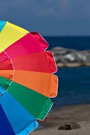 Image Walmart Rainbow Beach Umbrella Public Domain Pictures Rainbow Beach Umbrella Free Stock Photo Public Domain Pictures